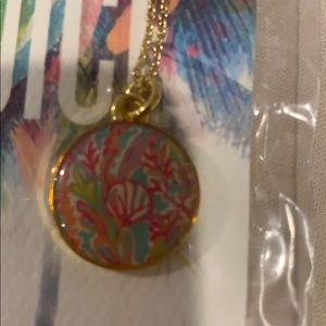 Rare never opened Lilly pulitzer necklace